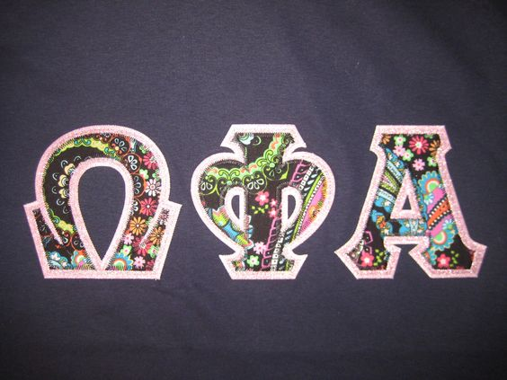 #DesignerGreek #OmegaPhiAlpha #Customshirt #GreekPride #funfabrics