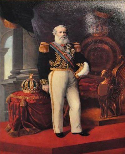 João Francisco Lopes Rodrigues (BA, 1825-1893): D.Pedro II