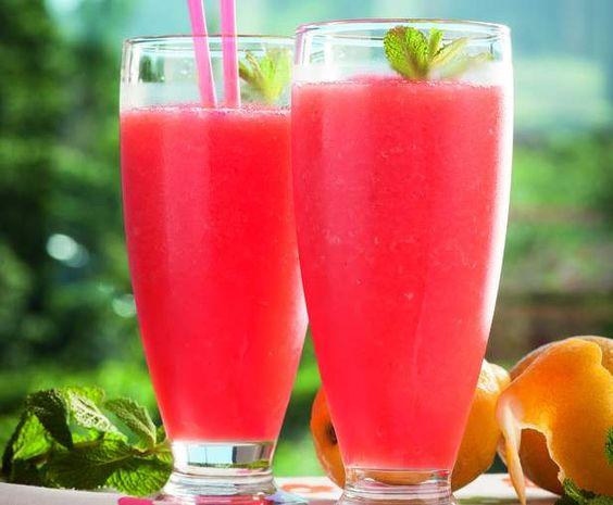 GRANIZADO DE SANDÍA por Thermomix Vorwerk - Receta de la categoria Bebidas y refrescos