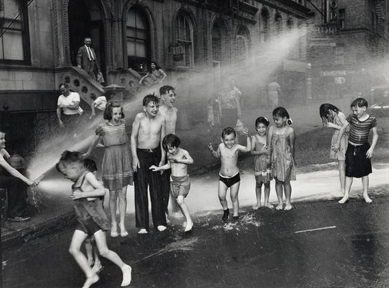 Lower east side kids, NYC, 1937