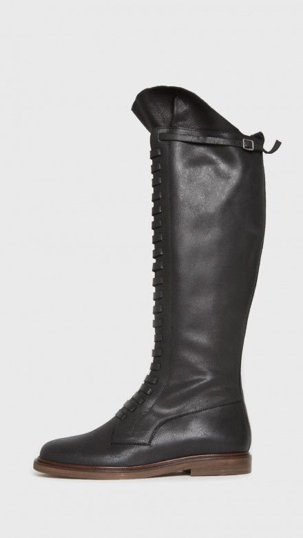 HIgh Combat Boot by MM6 Maison Martin Margiela