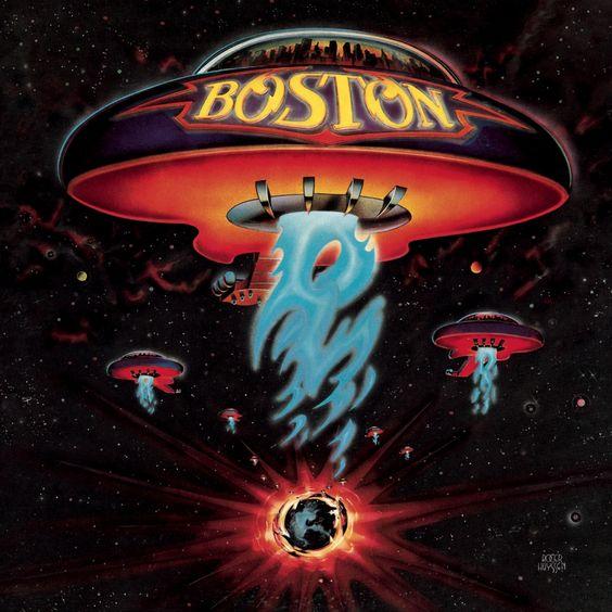 Boston – More Than a Feeling (single cover art)