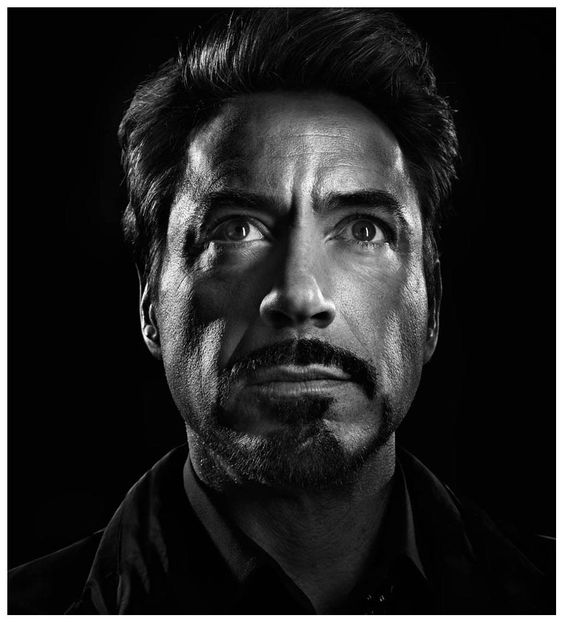 Robert Downey jr. – photo Marco Grob |