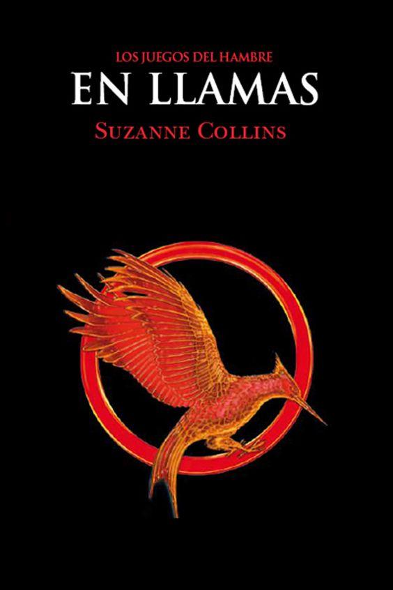 """""""En llamas"""" de Suzanne Collins. Ficha elaborada por Raquel Ríos."""