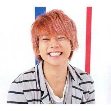 増田貴久の笑顔