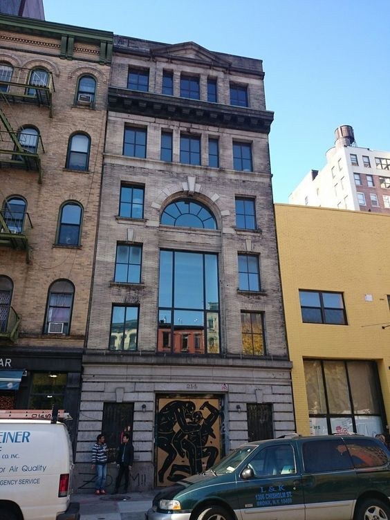 214 Lafayette St.: Townhouse for Rent in 214 Lafayette St. in Soho