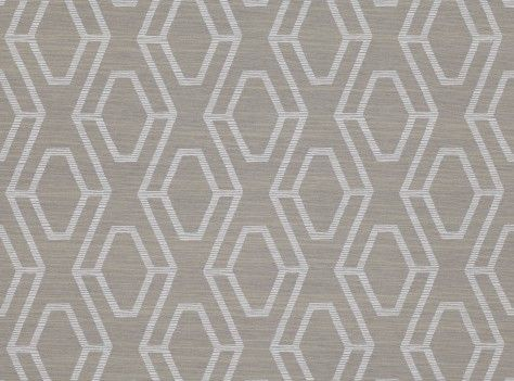 Monza Washable Flax /Chalk - Senza II : Upholstery Fabrics, Prints, Drapes & Wallcoverings