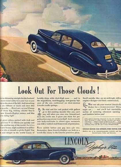 Ford's Lincoln (1941)
