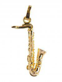 🎵Anhänger Saxofon klein