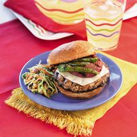 Grilled Portobello Mushroom Sandwich | Recipe | Grilled Portobello ...
