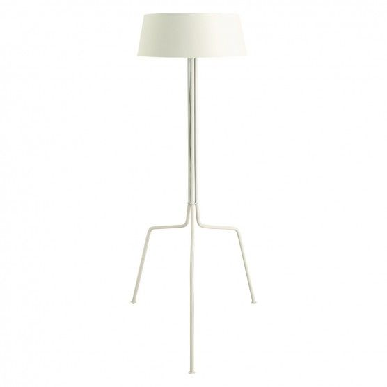 Clyro Cream Metal Tripod Floor Lamp Lamp Tripodfloorlamps Florrlamp Desing Homedecor Lighting Modern Floor Lamps Metal Floor Lamps Floor Lamp