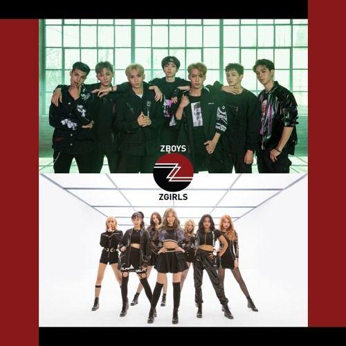 Listen To Zboys No Limit By K2n K Pop 1st Np On Soundcloud Z Boys Boys Color Coded Lyrics