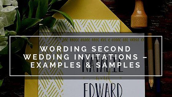Wedding Vow Renewal Invitation Wording Samples: Pinterest • The World's Catalog Of Ideas