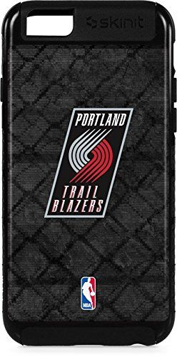 NBA Portland Trail Blazers iPhone 6s Cargo Case - Portland Trailblazers Dark Rust Cargo Case For Your iPhone 6s. Built To Last - Tough iPhone 6s Cargo Case Made With A Double Layer Hard Shell & Rubber Liner Protection. Offically Licensed Portland Trailblazers Case Design. Industry Leading Vivid Color Vinyl Print Technology. Textured Sidewalls - For Added Comfort & Enhanced iPhone 6s Grip. Precision iPhone 6s Fit - Increasing Protection Without Sacrificing Function.