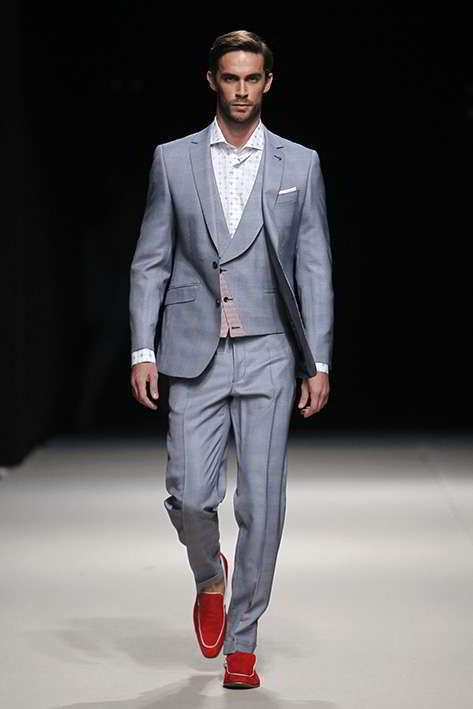 Male Fashion Trends: Felix Ramiro Spring-Summer 2017