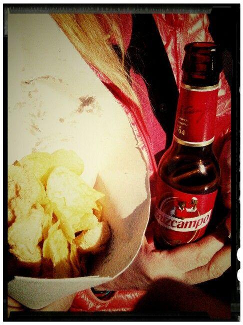 Chocos in Andalucia… ;)