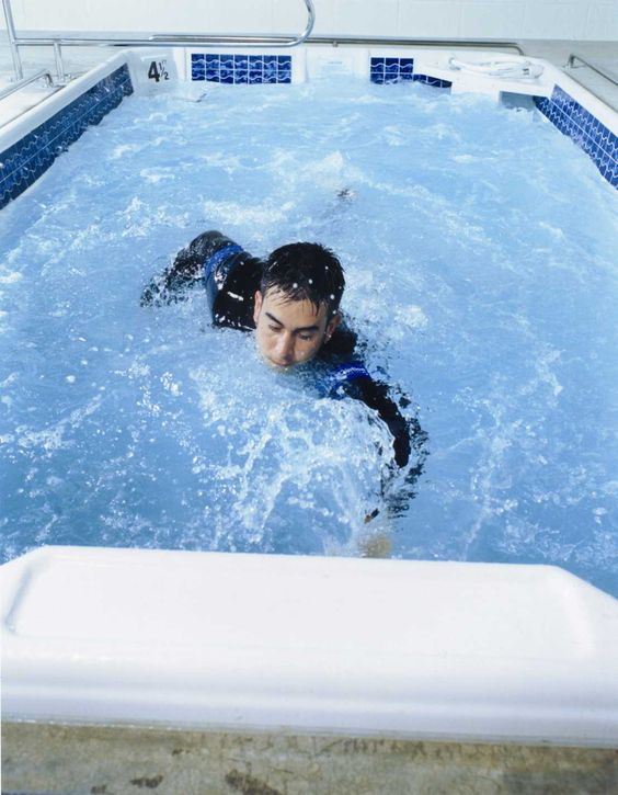 Aquatic therapy in Boston MA