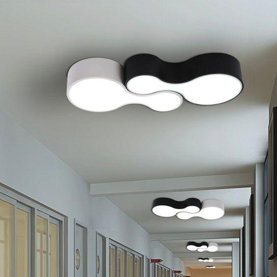 7077d38d9f488e02a97103fccc9db815  led ceiling lights ceiling lamps Résultat Supérieur 15 Superbe Plafonnier Led Noir Image 2017 Shdy7
