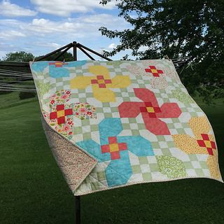 Quilt for baby | by mimi'sdarlins