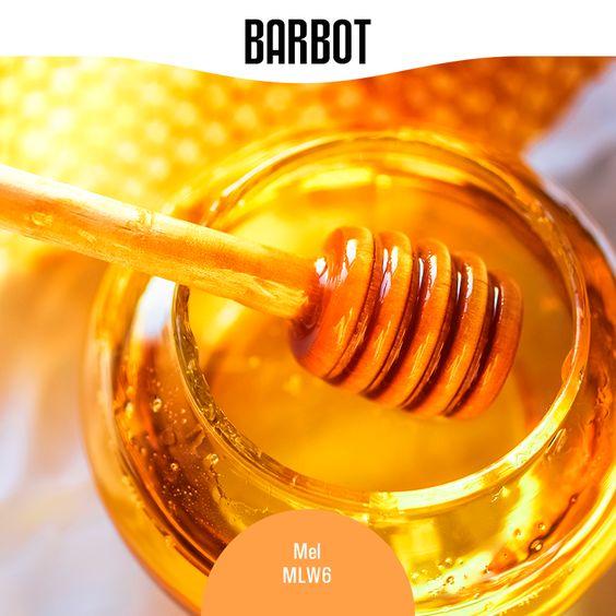 Mel. Uma cor Quente para todo o ano! www.barbot.pt