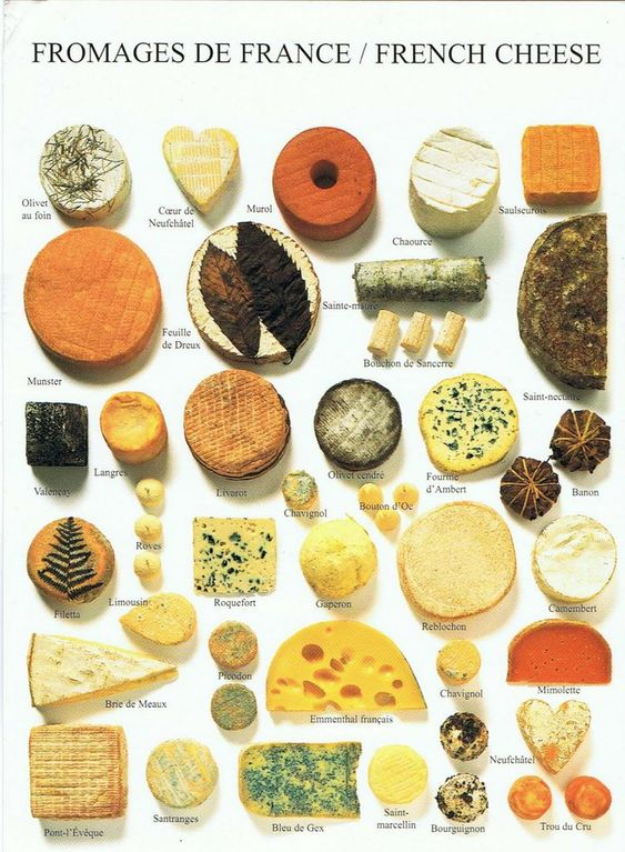 French Cheeses that will make your next cheese board a hit at the party!