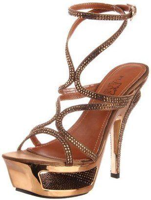 ShopStyle: Pleaser Women's Deluxe-620RS/BZSA Platform Sandal