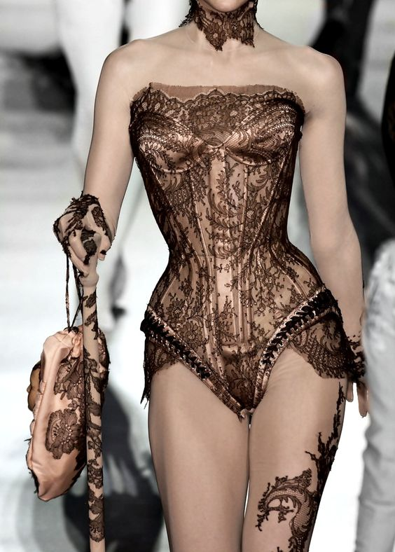 Jean Paul Gaultier Haute Couture Fall 2003 ""