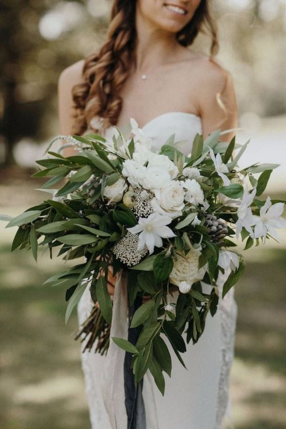 Top 6 Sage Green Weddings Color Palettes Sage White Garden
