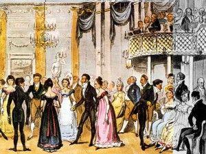 Regency Ball and formal wear.