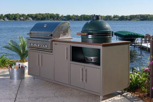 Challenger Designs 82 Coastal Series Kitchen Island Cart Only Family Hardware Outdoor Kitchen Outdoor Kitchen Design Built In Grill