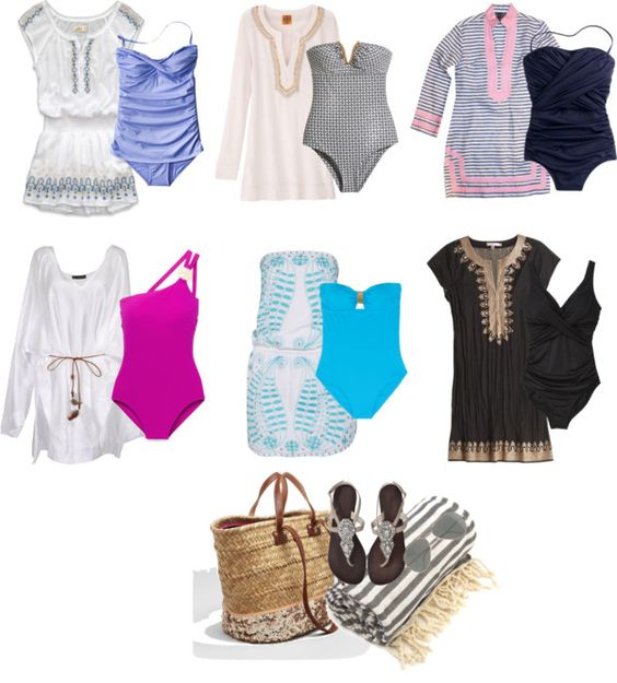 Pin By Ioulia N On Summer Pool Parties Beach Outfits
