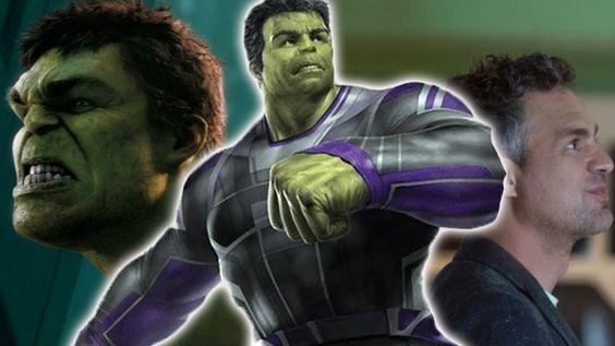 Mark Ruffalo's Professor Hulk in Avengers: Endgame?