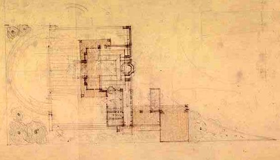 Frank Lloyd Wright on Drawing - Part Two - BeLoose Graphic Workshop