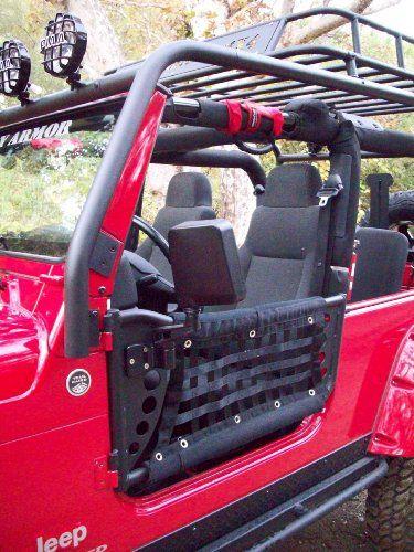 Body Armor 4x4 TJ-6135Steel - Black Trail Doors for 1997-2006 Jeep TJ (Pair) Body Armor,http://www.amazon.com/dp/B0027HYWWQ/ref=cm_sw_r_pi_dp_Zk4Htb1FT3XEZ49A