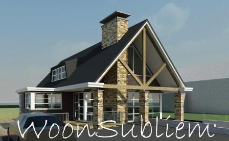 Schuurwoning google zoeken huizen pinterest modern en bungalows - Landelijke chique lounge ...
