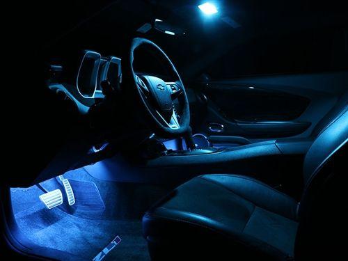 Camaro Ambient Led Interior Lighting Kit Footwell Light Kit