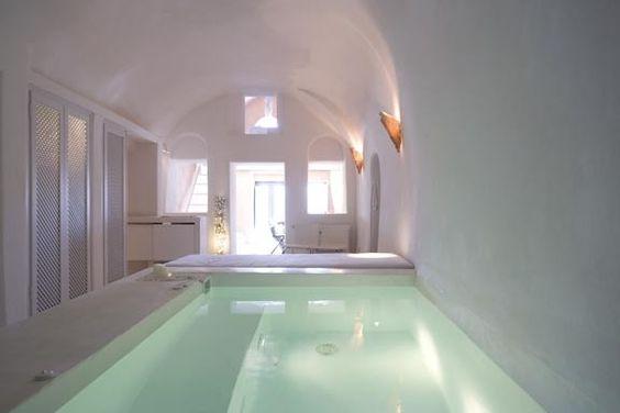 Entspannung pur - Villa für bis zu 8 Personen in Oia, Griechenland. Objekt-Nr. 357131vb