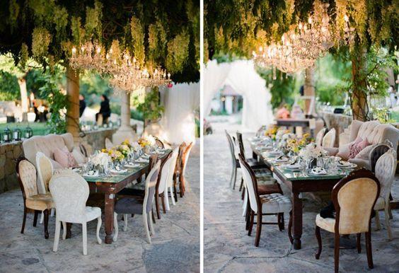 Estilos de sillas para tu boda