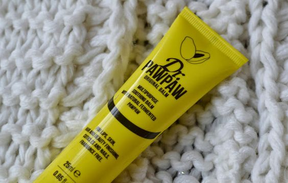 London Beauty Queen: Dr PawPaw Original Balm: A Soothing Skincare Must-Have: