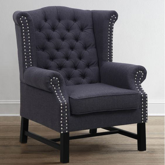 Fairfield Wingback Chair