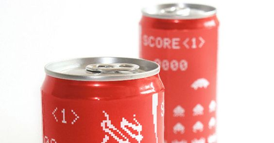 Coca-Cola Invaders