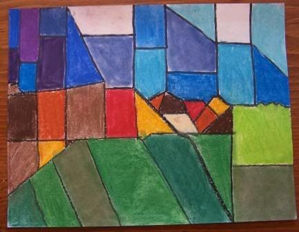 Paul Klee whoopee! study from Lapaz Home Learning. This blog has some great resources listed for Paul Klee. We at Sunrise Learning Lab plan to use some of the ones that she lists for our study this week.
