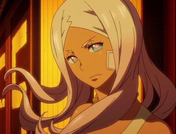 Fire Force Hibana Fireforce Hibana Anime Black Anime Characters Shinra Kusakabe Awesome Anime Hibana (火華, hibana), better known as princess hibana (プリンセス火華, purinsesu hibana), is a third generation pyrokinetic and captain of the special fire force company 5. fire force hibana fireforce hibana