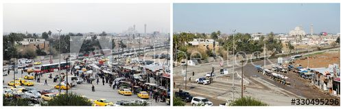 General View Of Nabi Younes Market In East Mosul Ad Affiliate Nabi View General Younes Mosul In 2020 Travel Illustration Stock Photos Photo