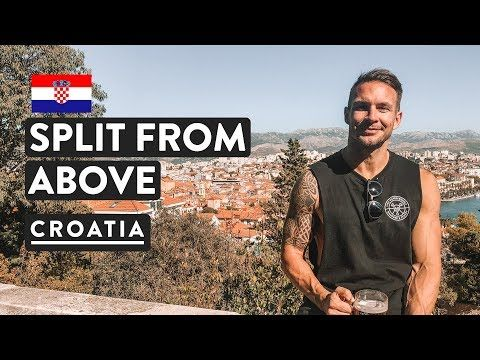 Best Views In Split Trogir To Split Ferry Croatia Travel Vlog Youtube Travel Vlog Croatia Travel Time Travel Books