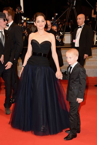 Marion-Cotillard-Cannes 2012