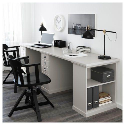 Klimpen Table Gray Light Gray Ikea Canada Ikea Cheap Office Furniture Home Office Furniture Home Office Design
