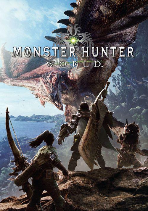 Mhw Capture The Legendary Phantom Bird Monster Hunter World Monster Hunter Hunter