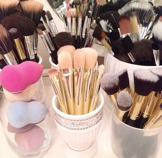 MakeUp Storage | 化妆品这么收拾,不仅脸精致生活也要精致!