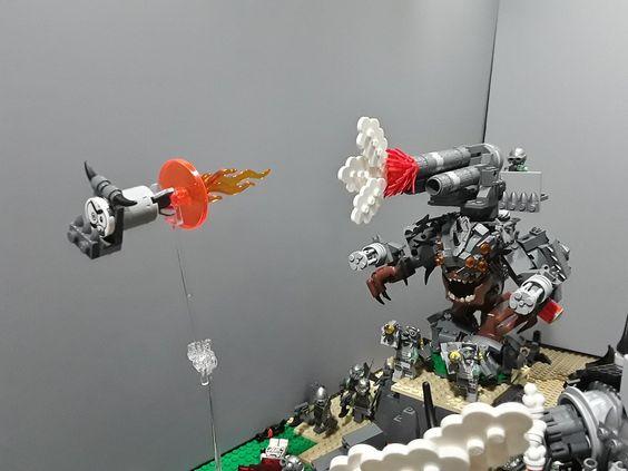 Forum Battles: IMMORTAL BROOTALITY - TURN THREE, by Kommander Ken